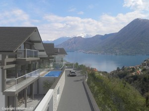 Huf Haus on Lake Como
