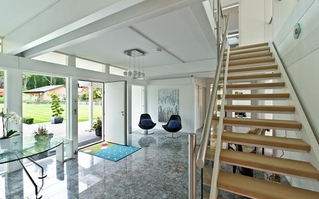 5 bed huf haus for sale surrey sussex borders. Black Bedroom Furniture Sets. Home Design Ideas